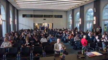 Blick ins Publikum (© W.D. Roth)